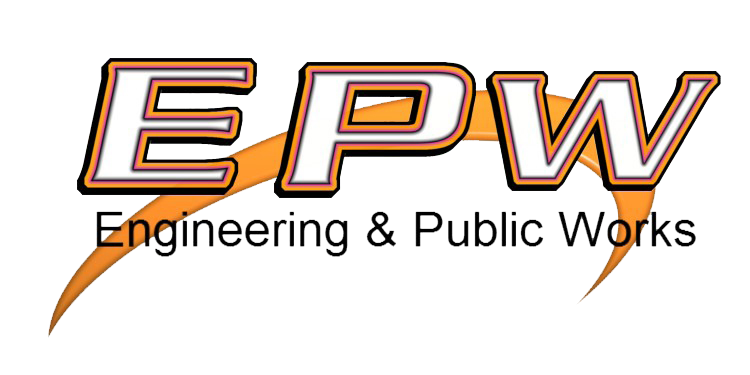 Logo for Engineering and Public Works Department for the City of Athens, OH